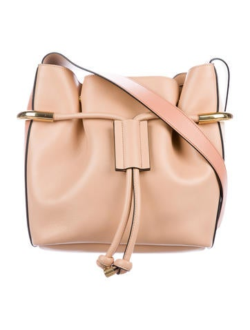 Chloé Medium Emma Drawstring Bag None