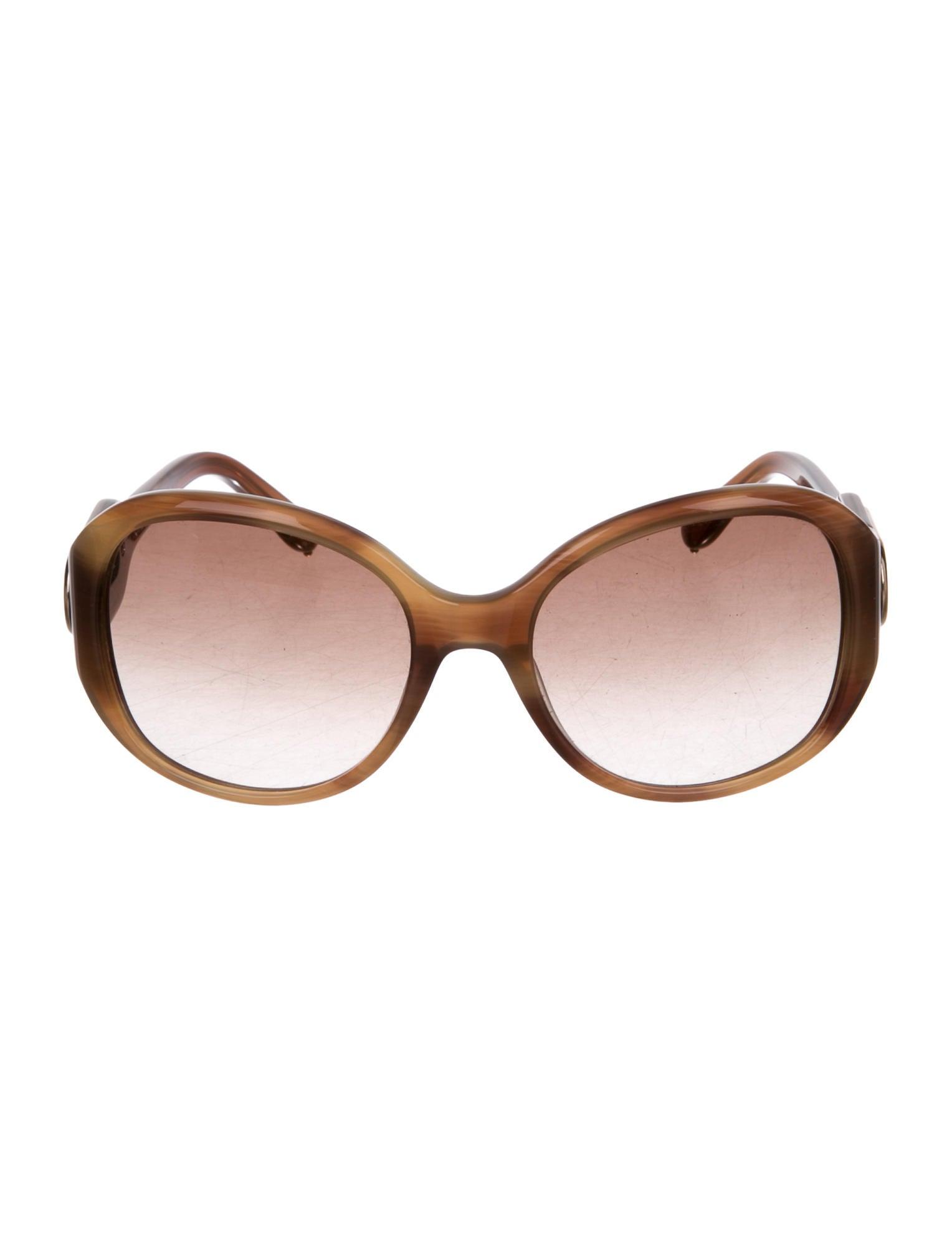 7163293eb7f5 Women · Accessories  Chloé Oversize Gradient Sunglasses. Oversize Gradient  Sunglasses