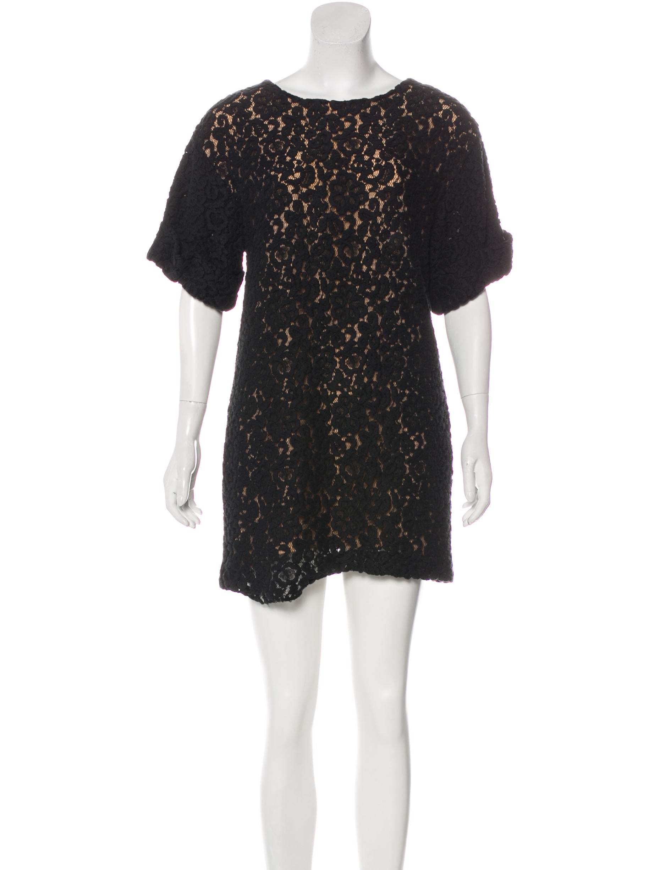 Chloé Lace Mini Dress