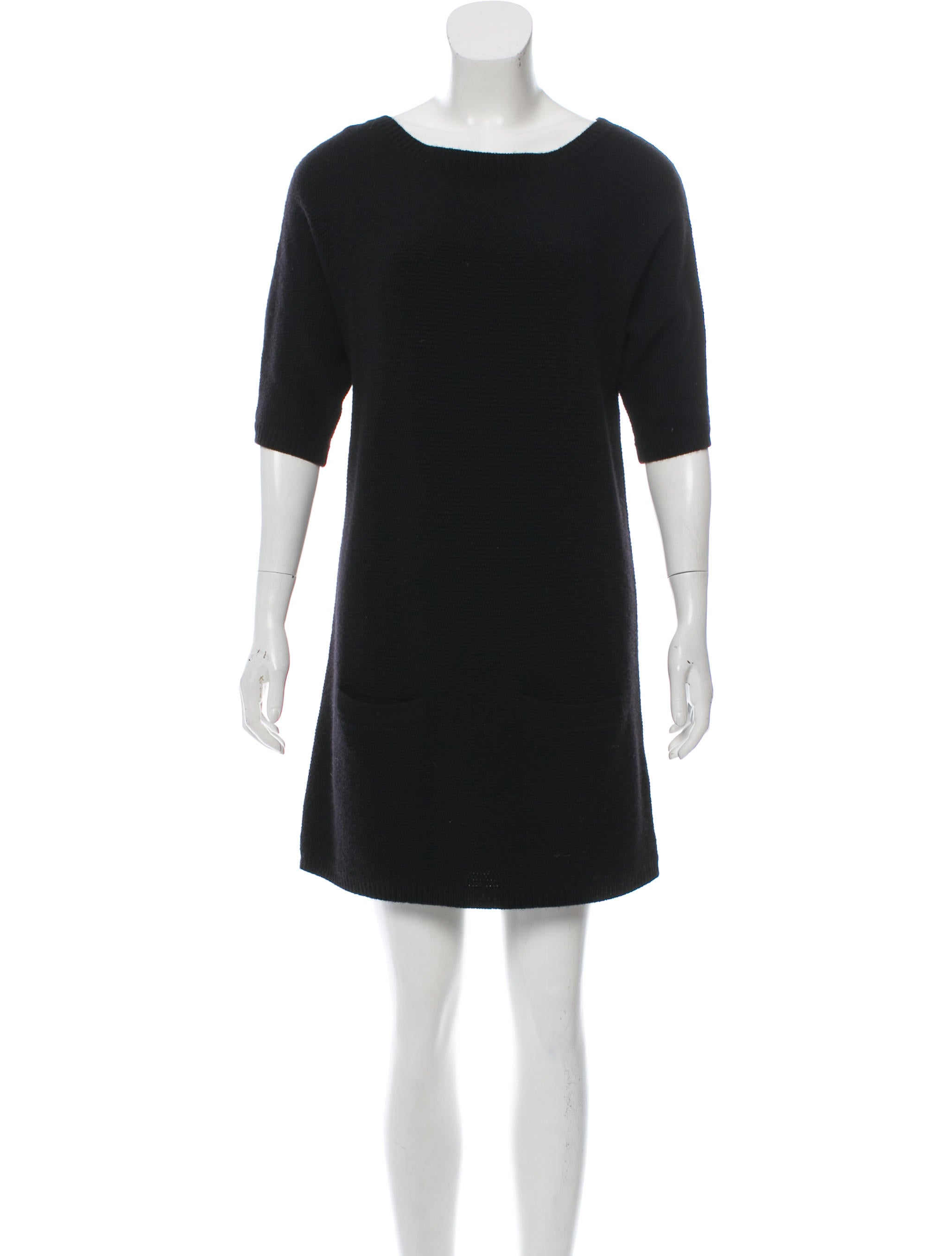 dc04df112d4 Chloé Cashmere Sweater Dress - Clothing - CHL88973