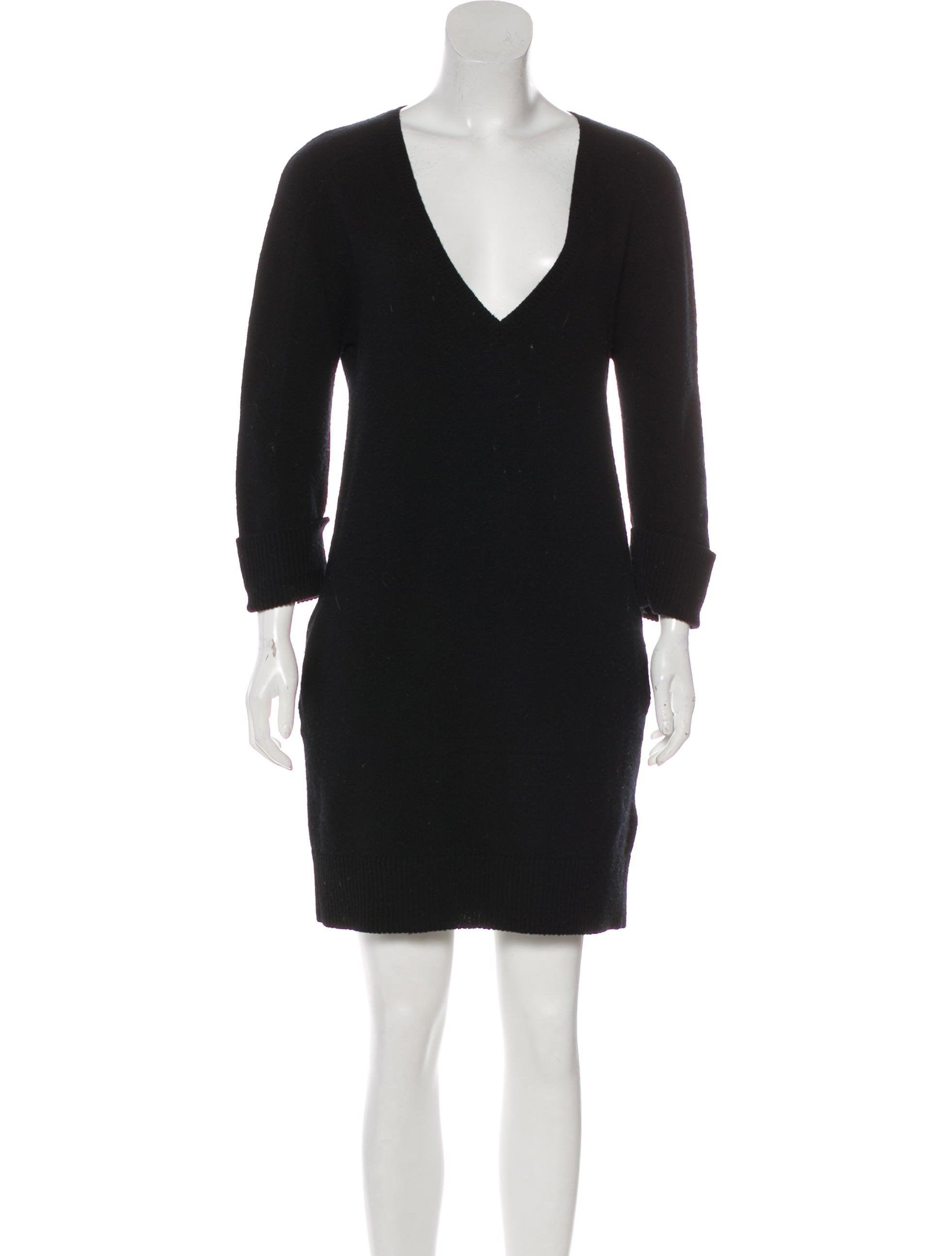 34b4918bc08 Chloé Cashmere Sweater Dress - Clothing - CHL91081