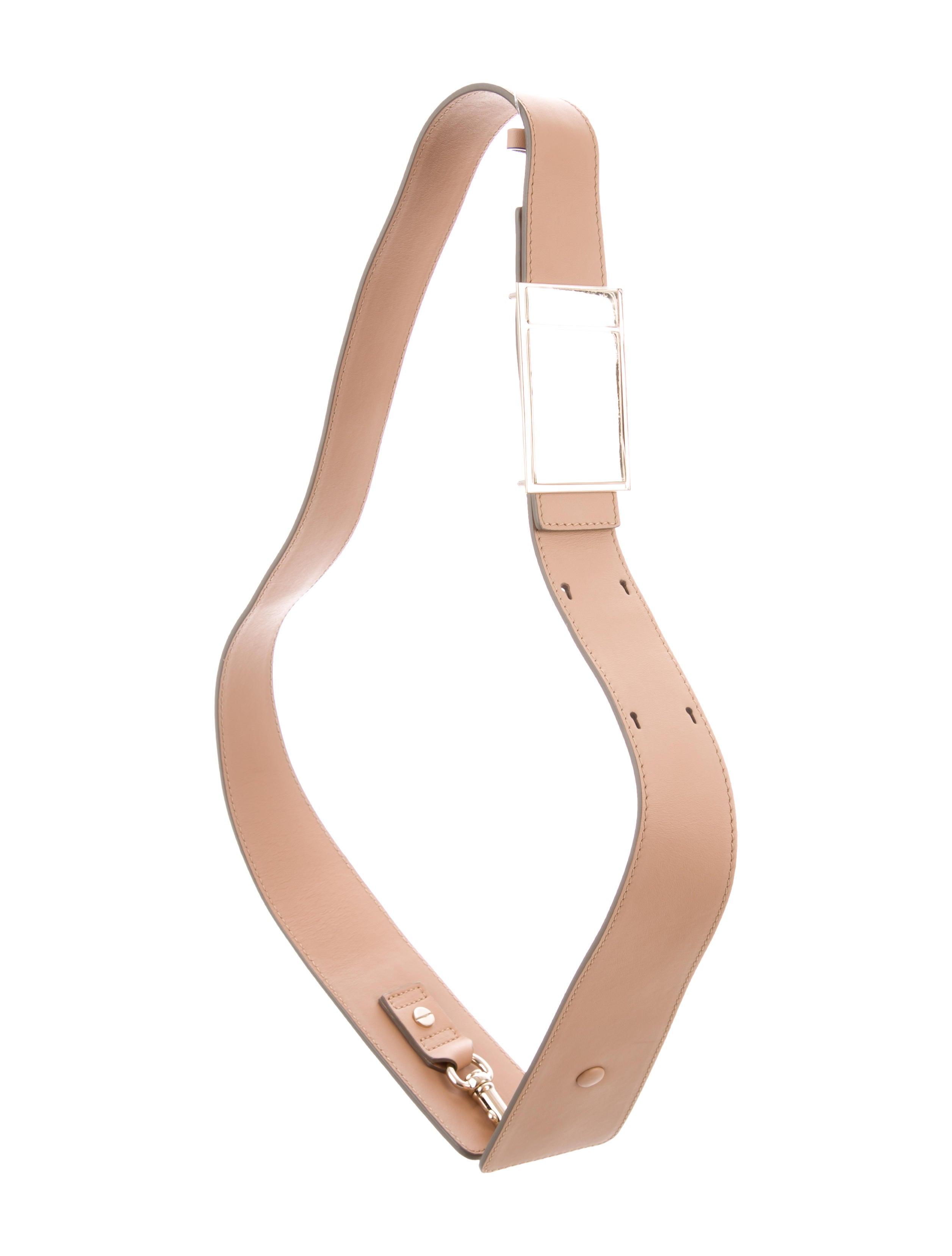 514e815363e1 Chloé Adjustable Shoulder Strap - Accessories - CHL93260