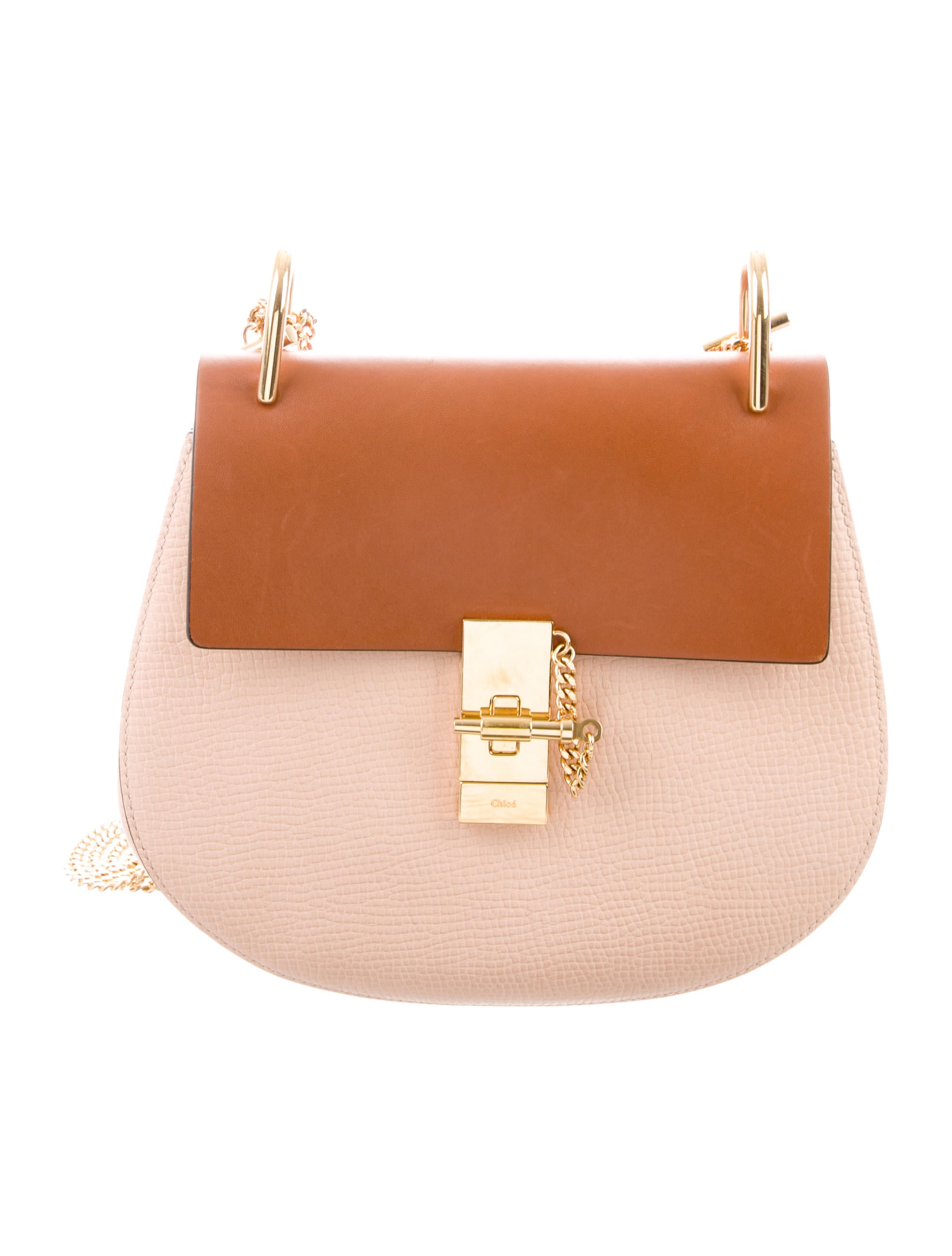 2879e79b855 Chloé Medium Drew Bag - Handbags - CHL97517 | The RealReal