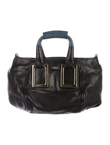 4362b21df5b4 Chloé. Leather Ethel Tote