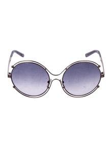 1139d55b4f8 Chloé. Oversize Round Sunglasses.  80.00