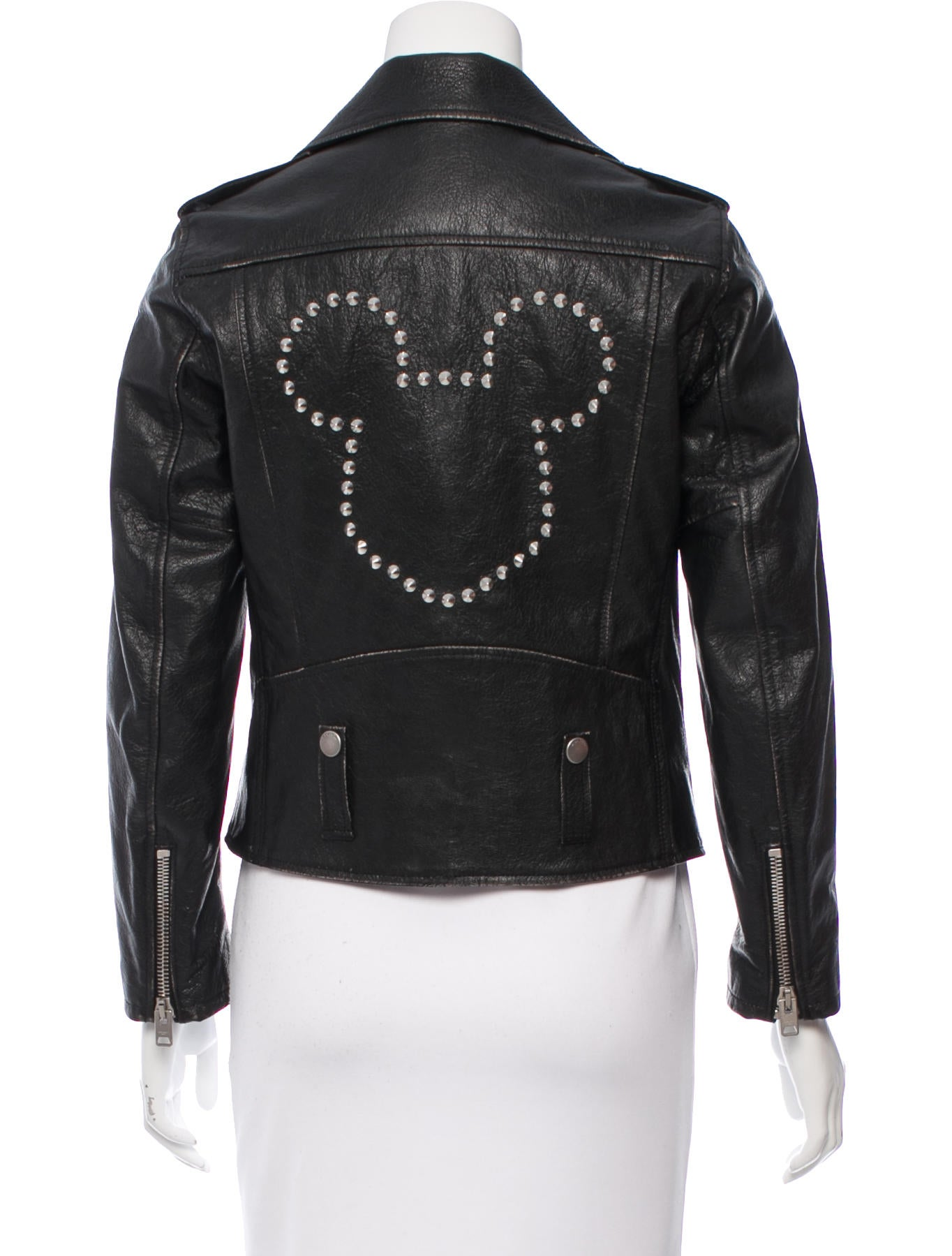 Coach 1941 Mickey Leather Jacket W Tags Clothing