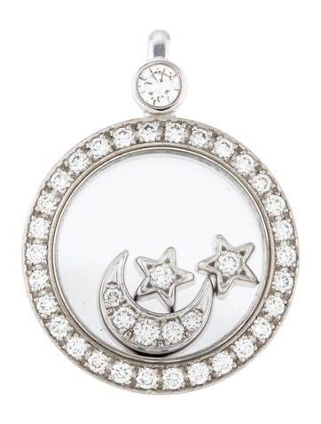 Chopard Happy Moon & Stars Pendant