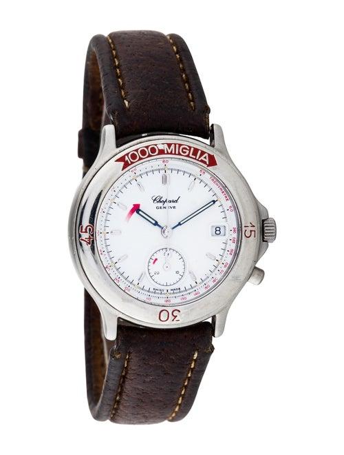 52da9827f588b Chopard Mille Miglia Watch - Strap - CHP22488 | The RealReal
