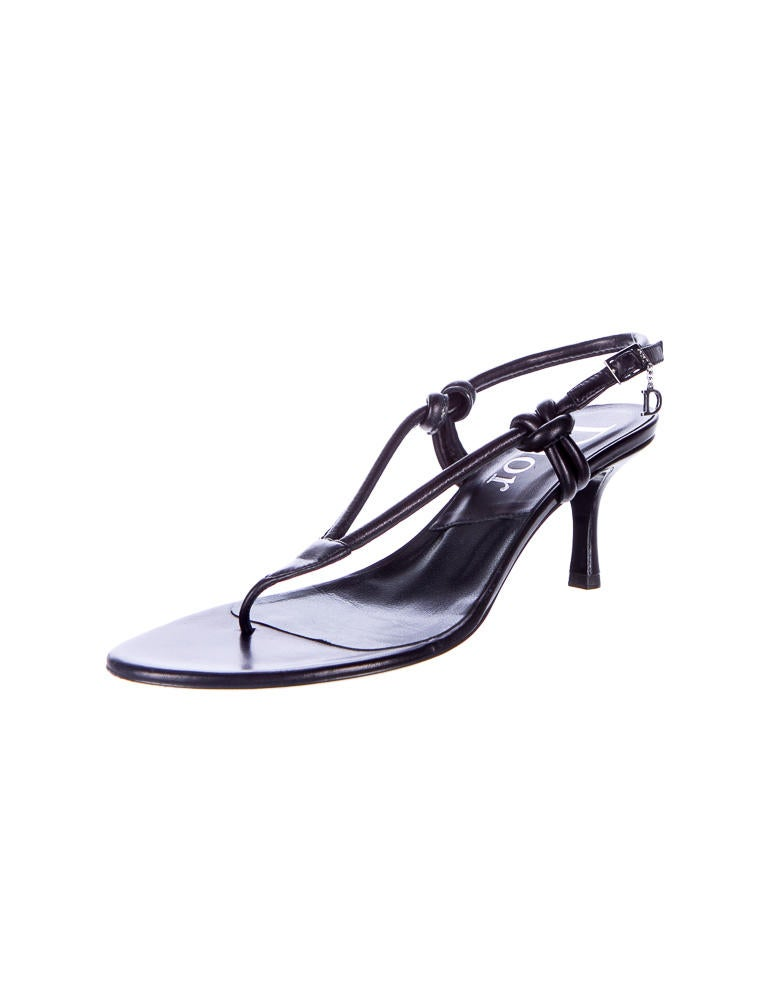 Christian Dior Thong Sandals - Shoes