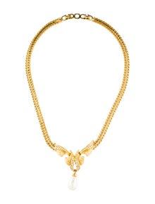 c5506832478c1e Christian Dior Necklaces | The RealReal