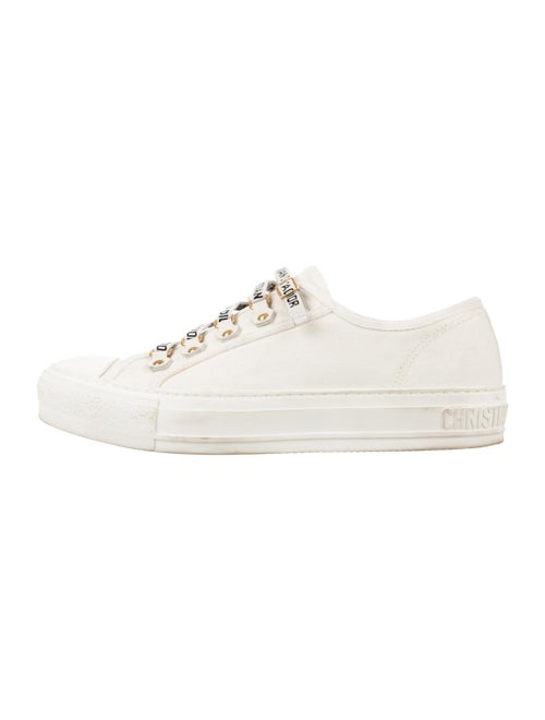Canvas Low-Top Sneakers