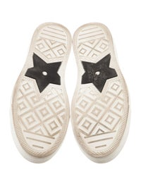 Canvas Low-Top Sneakers image 5