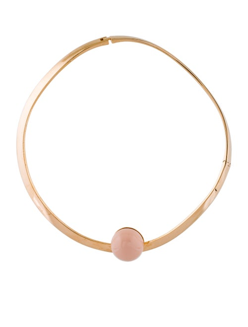 Christian Dior Ultra Dior Necklace Gold