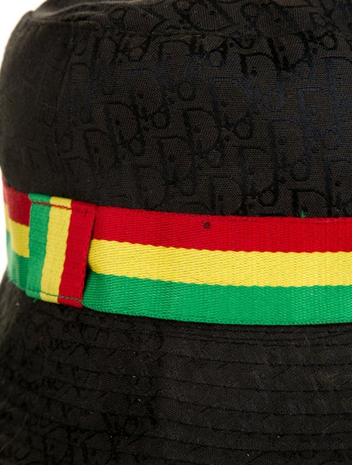 Christian Dior Rasta Bucket Hat - Accessories - CHR11449  afc7effb08b9