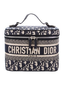 Dior Cosmetic Bags The Realreal