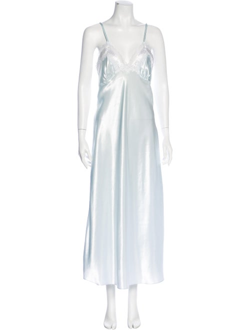 Christian Dior Nightgown Blue