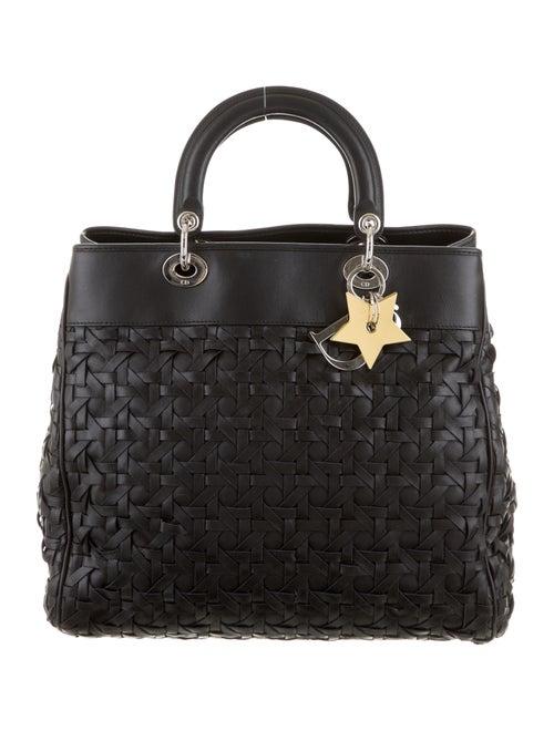 Christian Dior Lady Dior Avenue Bag Black