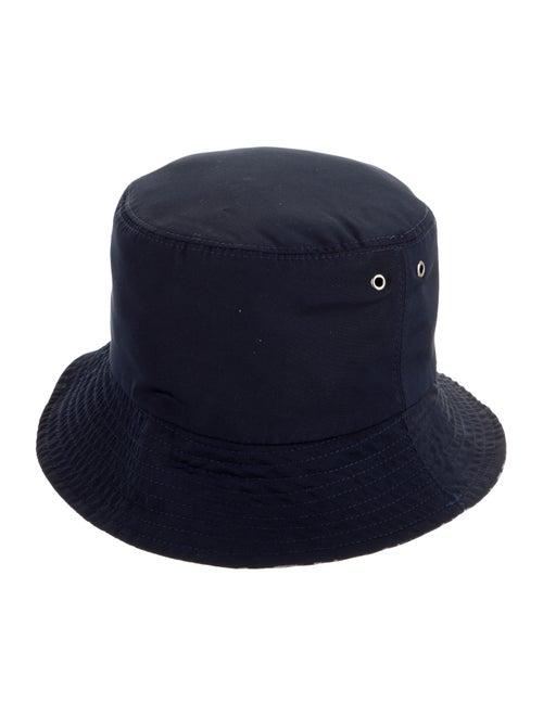 Christian Dior 2019 Teddy D Bucket Hat Blue