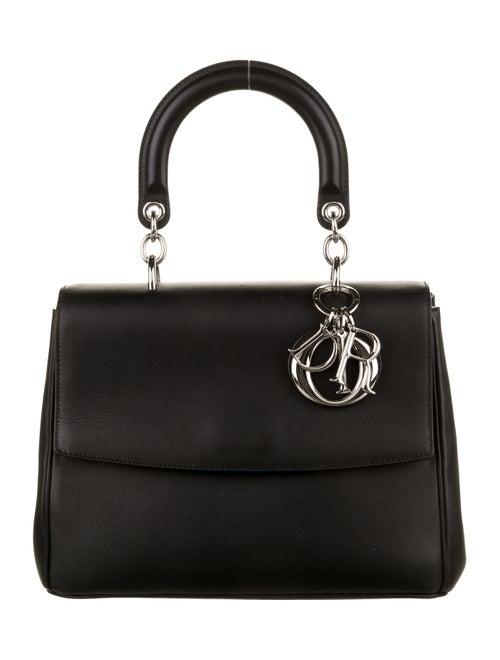 Christian Dior Be Dior Double Flap Bag Black