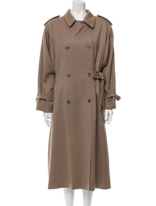 Christian Dior Wool Coat Wool