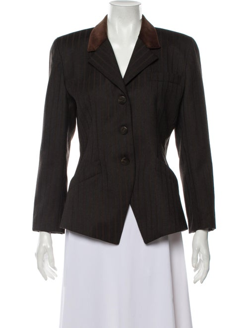 Christian Dior Blazer Brown