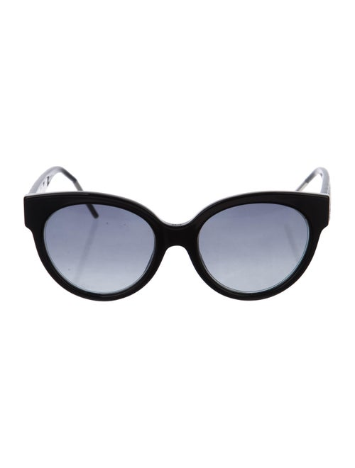 Christian Dior Very Dior 1 Sunglasses Black