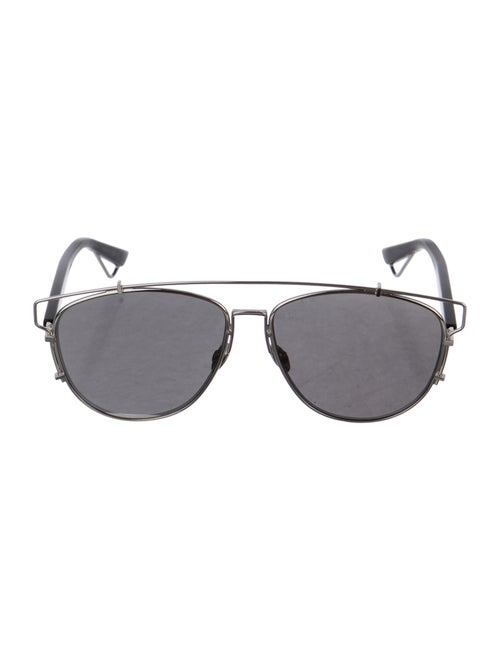 Christian Dior Dior Technologic Mirrored Sunglasse