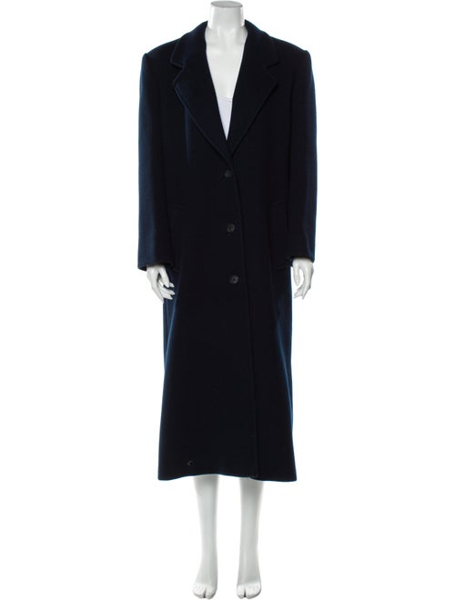 Christian Dior Coat Blue