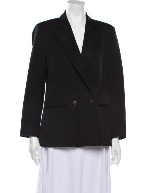Christian Dior Vintage Wool Blazer Wool