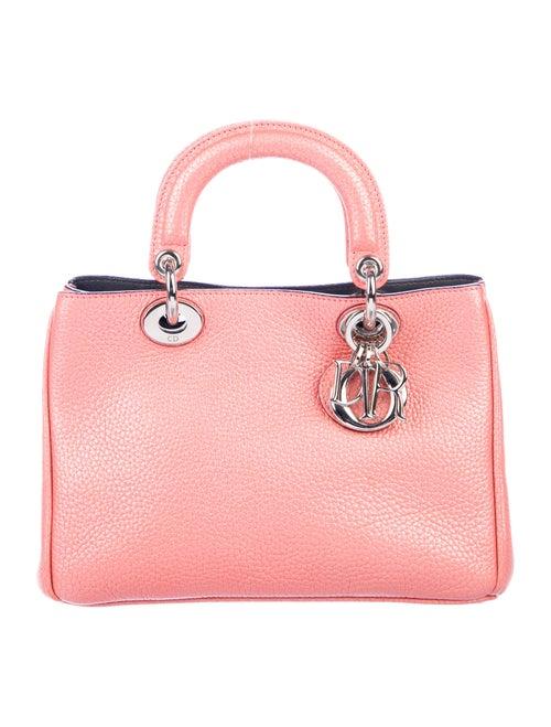 Christian Dior Small Diorissimo Bag Pink
