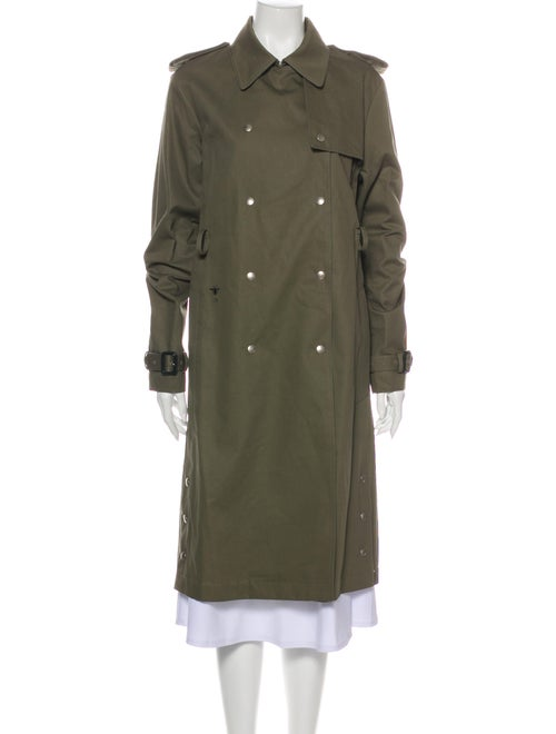 Christian Dior Coat Green
