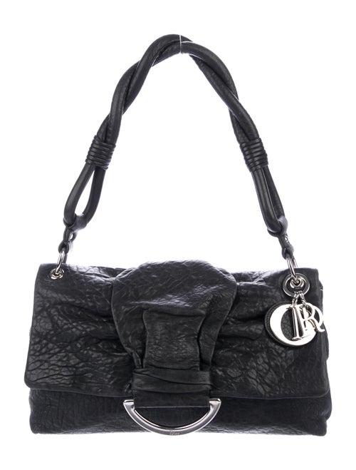 Christian Dior Demi Lune Shoulder Bag Black