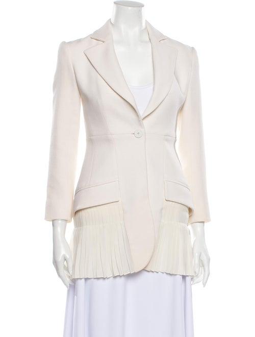 Christian Dior Virgin Wool Blazer Wool