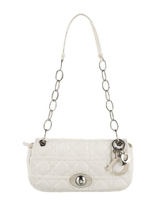 Christian Dior Mini Bag White
