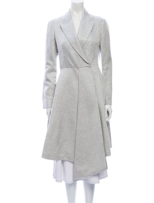 Christian Dior 2015 Coat Grey