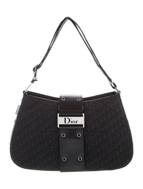 Christian Dior Diorissimo Street Chic Bag Black