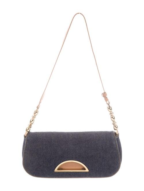 Christian Dior Denim Malice Bag Blue