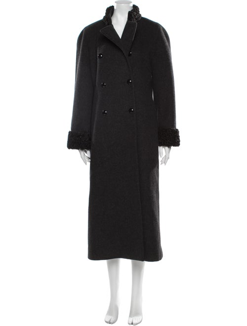 Christian Dior Coat Grey