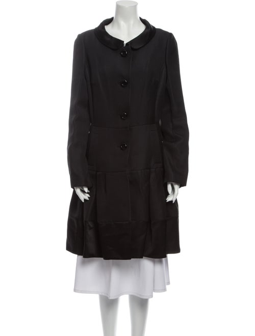 Christian Dior Coat Black