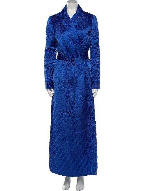 Christian Dior Vintage Robe Blue