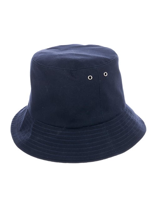 Christian Dior Oblique Reversible Bucket Hat tan