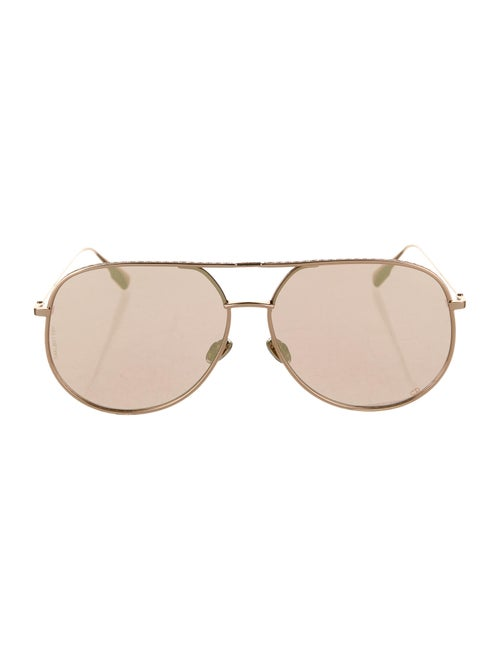 Christian Dior by Dior Sunglasses w/ Tags Gold
