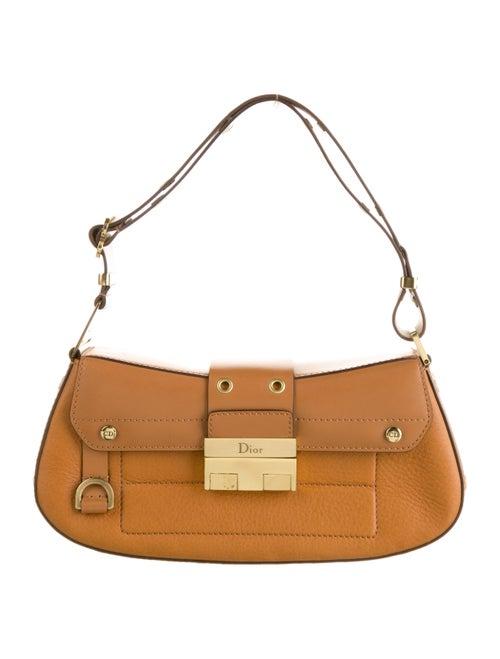 Christian Dior Street Chic Columbus Bag Gold