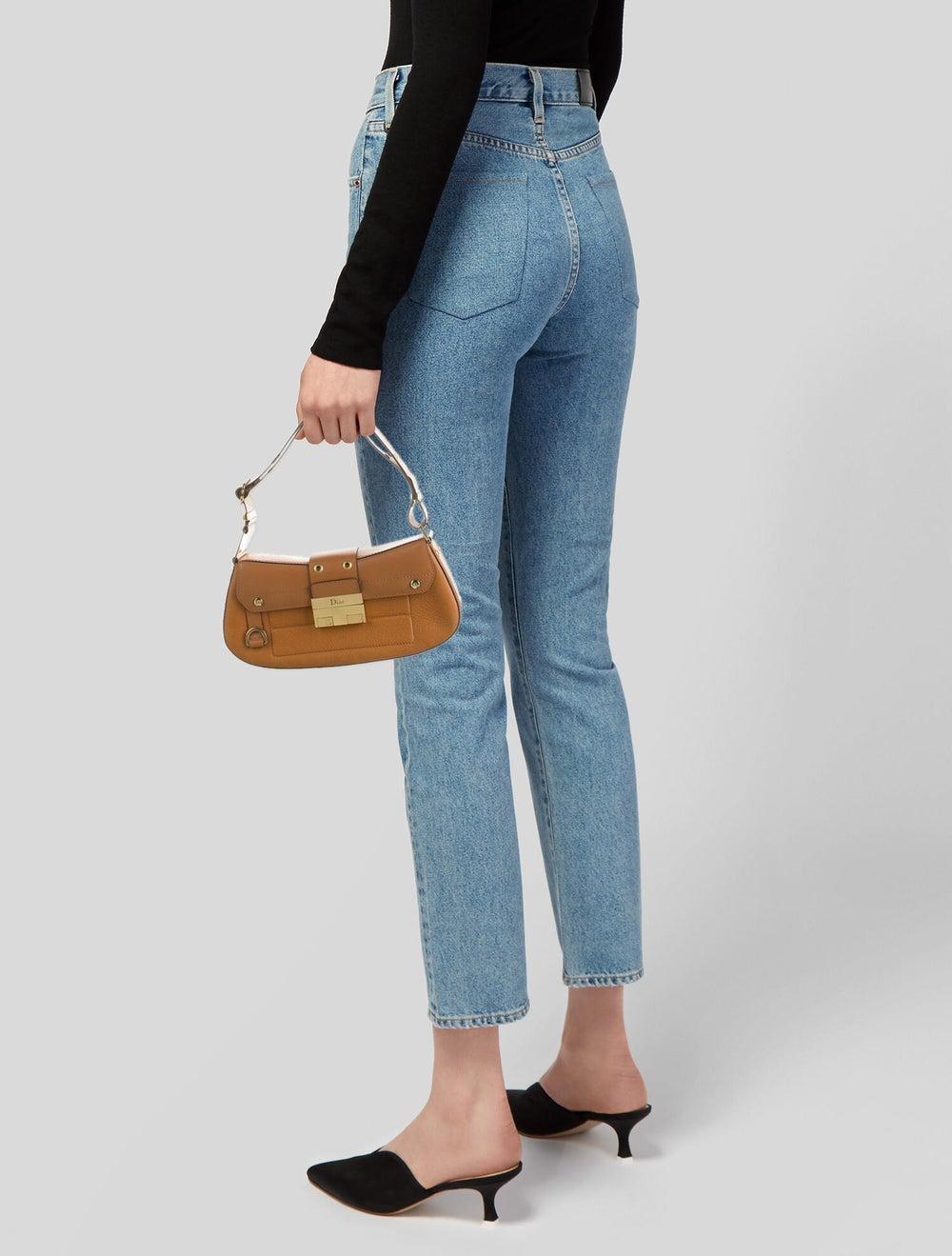Christian Dior Street Chic Columbus Bag Gold - image 2
