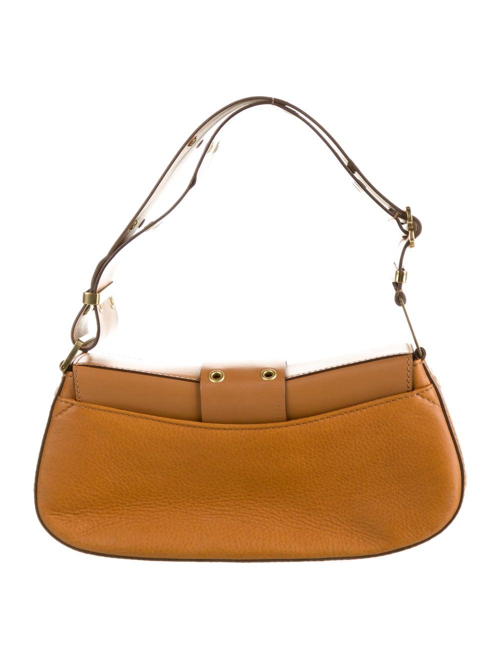 Christian Dior Street Chic Columbus Bag Gold - image 4