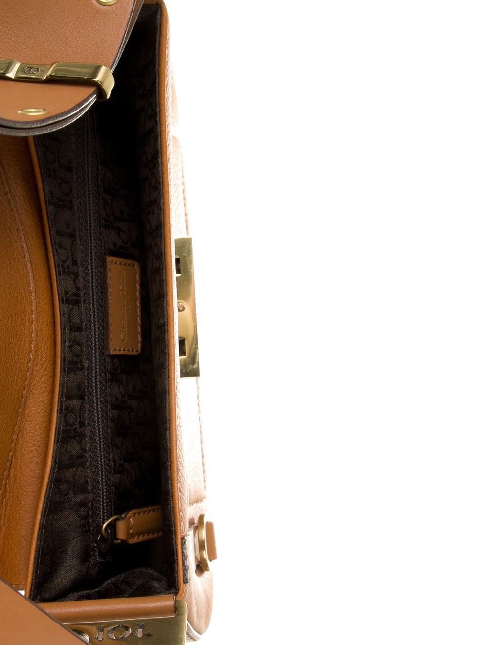 Christian Dior Street Chic Columbus Bag Gold - image 5