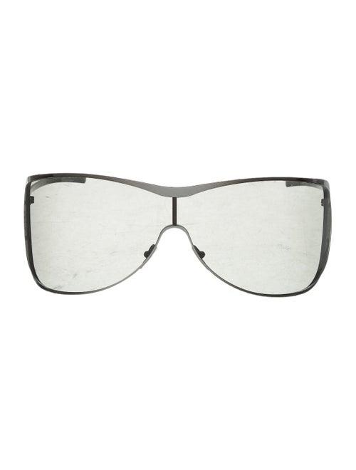 Christian Dior Dior Ragga 1 Sunglasses Silver