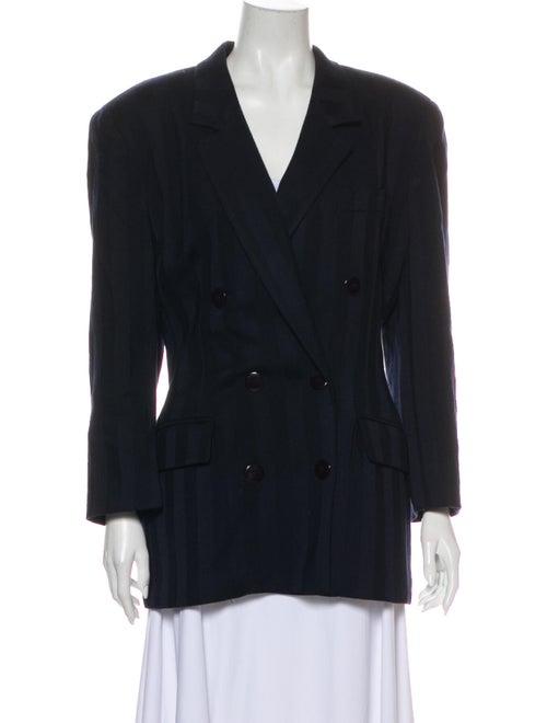 Christian Dior Wool Blazer Wool