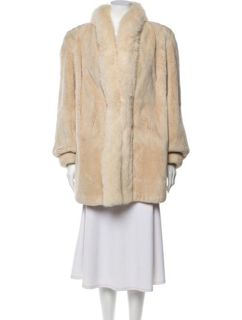 Christian Dior Fur Coat