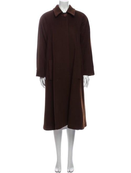 Christian Dior Coat Brown